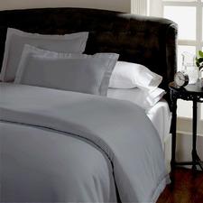 Dusk Grey Lucina 1500TC Cotton-Rich Quilt Cover Set