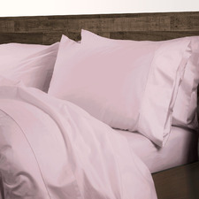 Blush 1000TC Cotton-Blend Quilt Cover Set