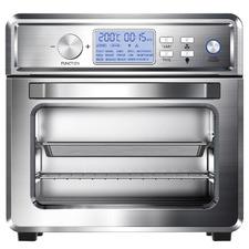 Silver Kitchen Couture 24L Digital Air Fryer