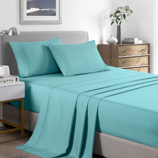 Casa Decor  2000TC Bamboo & Microfibre Sheet Set