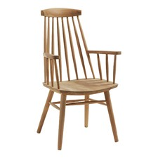 Trace Spindle Armchair