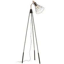 Copper Findlay Metal Floor Lamp