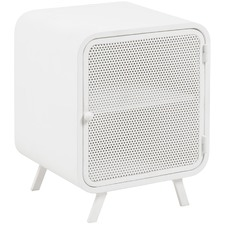 White Aurelia Bedside Table