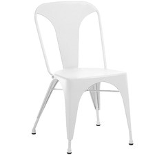 Rima Metal Outdoor Dining Chair