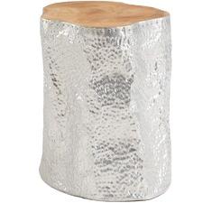 Davison Teak Wood Side Table