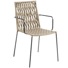 Barney Rope Outdoor Armchair