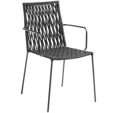Barney Rope Outdoor Armchair (Set of 4)