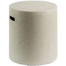 Grey Tyrone Cement Stool