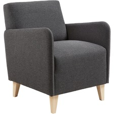 Parish Fabric European Armchair