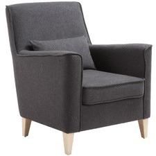 Fulton Fabric European Armchair