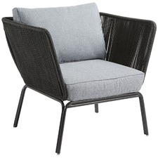 Dark Grey Miyah Outdoor Armchair