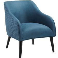 Alfaro Upholstered European Armchair