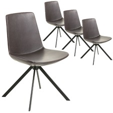 Faux Leather Chicago Dining Chair (Set of 4)