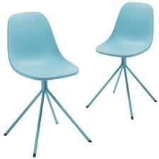 Kaitlan Metal Dining Chair (Set of 2)