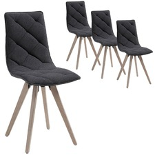 Lainey Fabric Dining Chair (Set of 4)