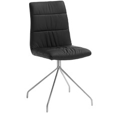 Paton Faux Leather Dining Chair (Set of 2)