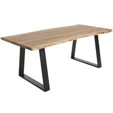 Henuite Wood Dining Table
