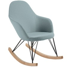 Reese Fabric Rocking Chair