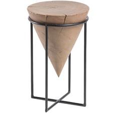 Wakeley Wood Side Table