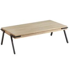 Elisa Wood Coffee Table