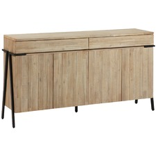 Slatted Eero Wood Buffet