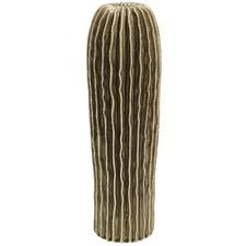 Brown Olivier Ceramic Vase