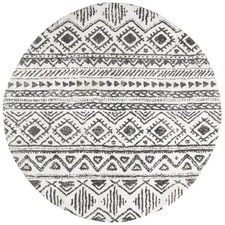 Takoda Round Cotton Rug