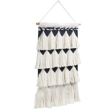 Ululani Cotton & Wool Wall Hanging