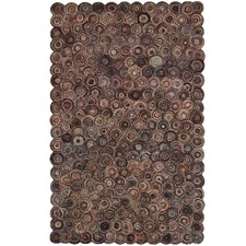 Lister Disc Wool Rug