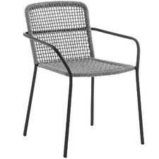 Paz Rope Outdoor Armchair (Set of 4)