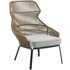 Nathaniel Rope Outdoor Armchair