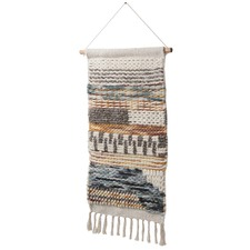 Una Cotton & Wool Wall Hanging