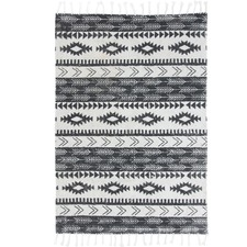 Monochrome Thornton Wool Rug