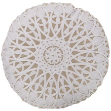 Ornate Niamh Round Cushion