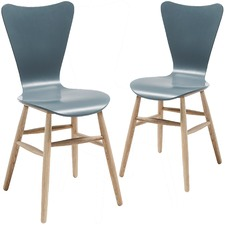 Modern Radames Dining Chairs (Set of 2)
