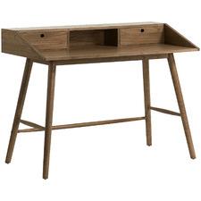 Debbie Mindi Wood Desk