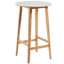 Madison Round Outdoor Bar Table