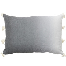 Grey Gradient Deanna Cushion