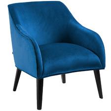 Mertalas Velvet Armchair