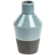 Blue Tatiana Ceramic Vase
