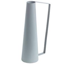 Milano Metal Vase with Handle