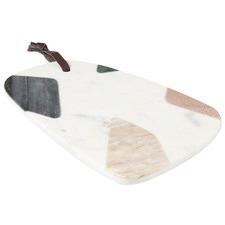 Small Samiya II Marble Cutting Board