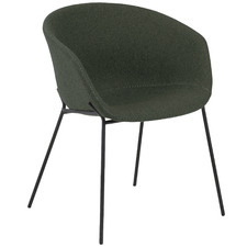 Vanya Wool-Blend Dining Chair