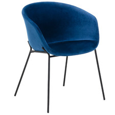 Vanya Velvet Dining Chair