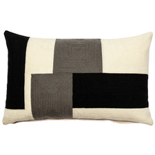 Rashi Cotton-Blend Rectangular Cushion