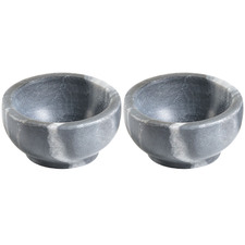 Small Natalie Marble Bowls (Set of 2)