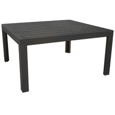 Anthracite Trosa Aluminium Outdoor Coffee Table
