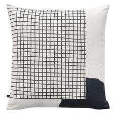Black & White Armida Cotton Cushion