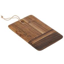 20cm Natural Ronli Acacia Wood Serving Board