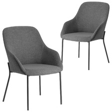 Marcia Upholstered Dining Chair (Set of 2)
